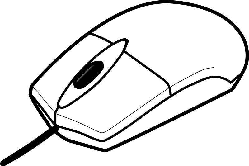Mouse clipart computer mouse – Art 29 Computer Parts