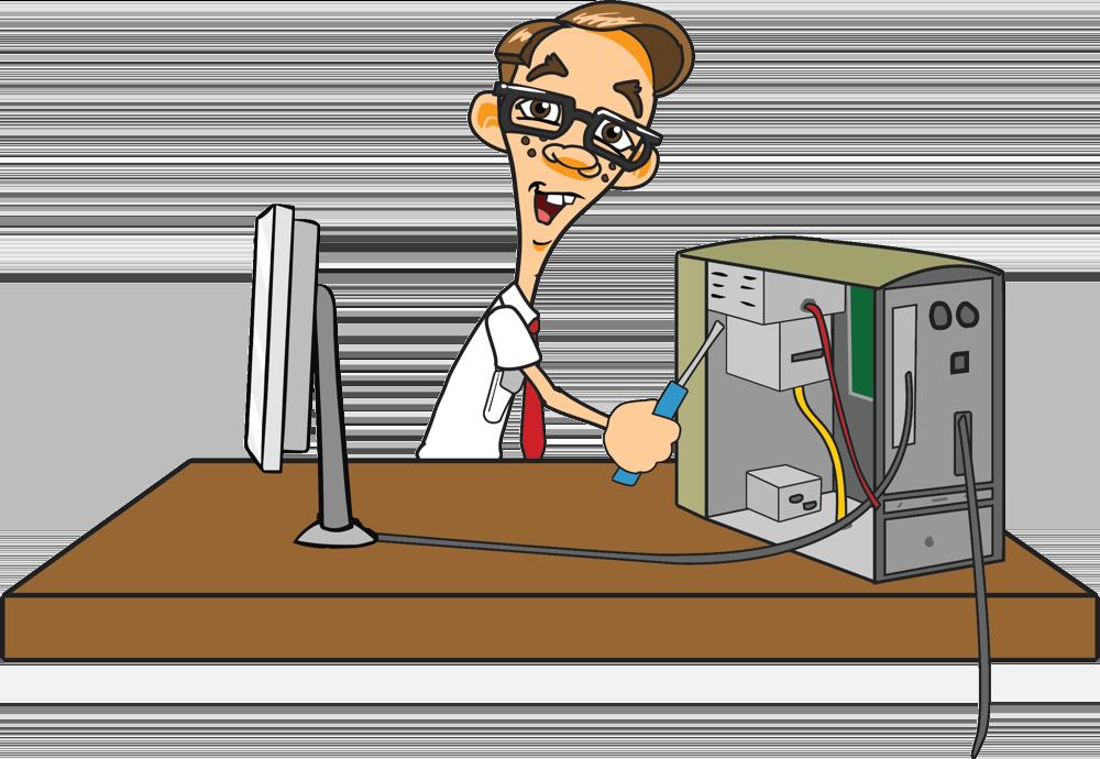 Software clipart computer repair Repair Desktop Desktop Hardware Repair