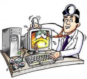 Software clipart computer repair Sick Harddrive Doctor computer