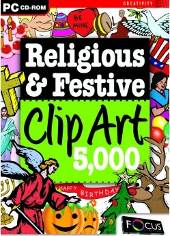 Software clipart focused BMSoftware Focus Religious ClipArt Software