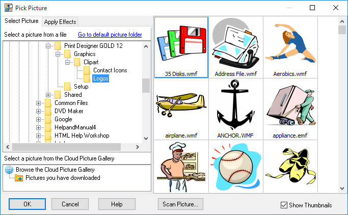Software clipart maker And add Envelopes Software to