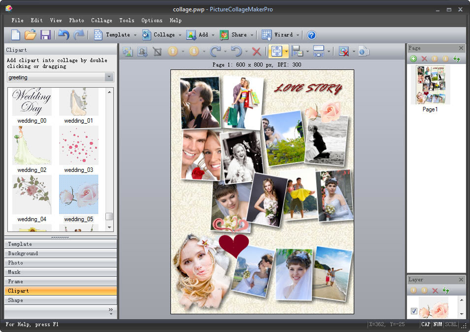 Software clipart maker Win Picture & Screenshots Picture