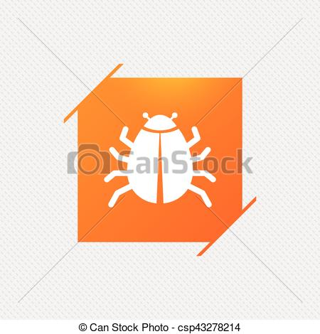 Software clipart symbol Bug Bug Art  sign