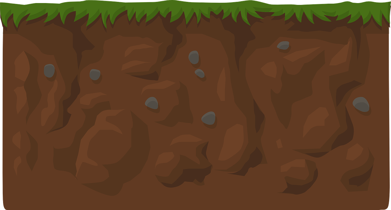 Soil clipart clay soil 3 ClipartBarn Soil clipart Clipart
