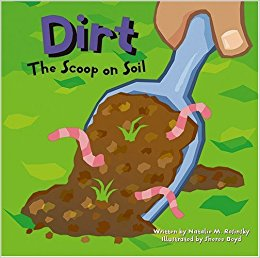 Soil clipart amazon Science): M on com: Dirt: