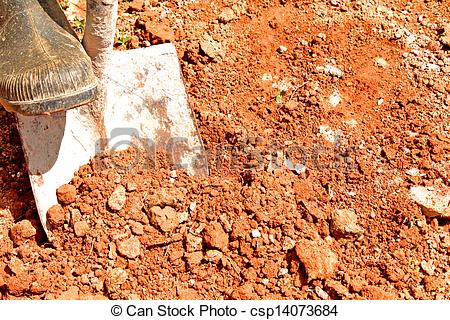 Soil clipart clay soil Of of red soil