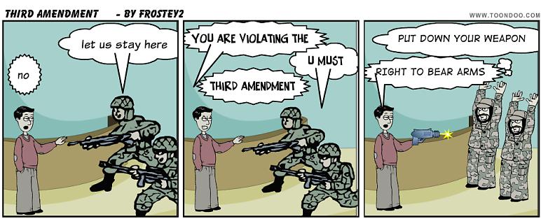 Army clipart 3rd amendment Images Clip FreeClipart Art Cartoon