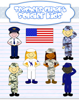 Soldiers clipart kid Art for Clip Clip