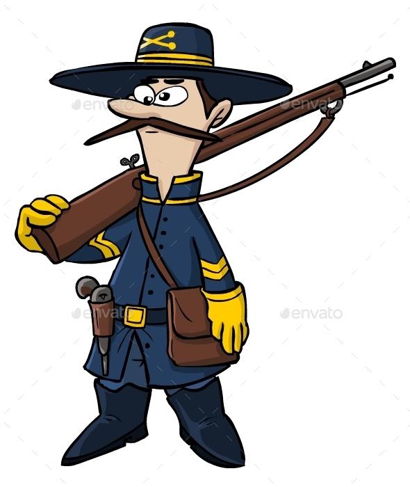 Soldiers clipart american civil war War war American Soldier Civil