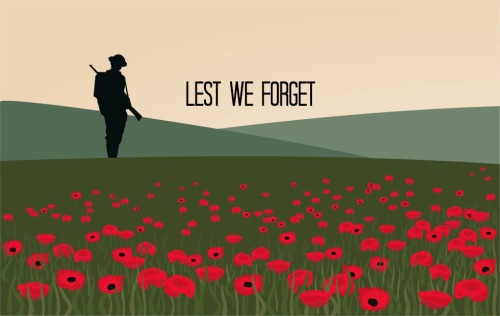 Soldiers clipart anzac day Soldier Anzac Graphics Poppy 3