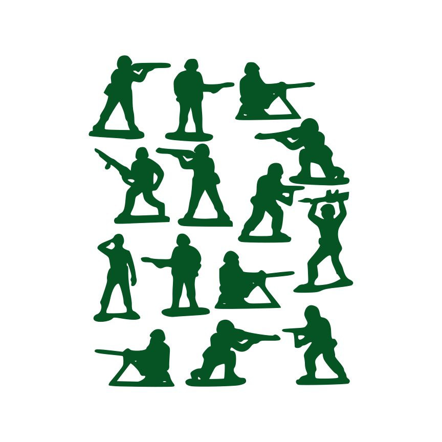 Soldiers clipart army man Army Nursery army Green Men