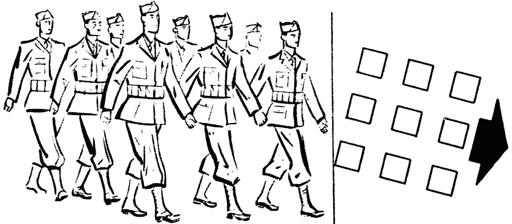 Soldiers clipart army marching Title Storybook  My
