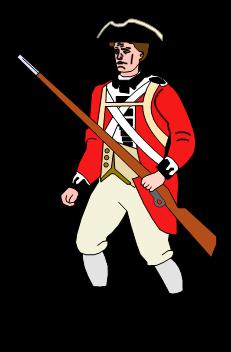 Soldier clipart british soldier British British Exchange USA soldier
