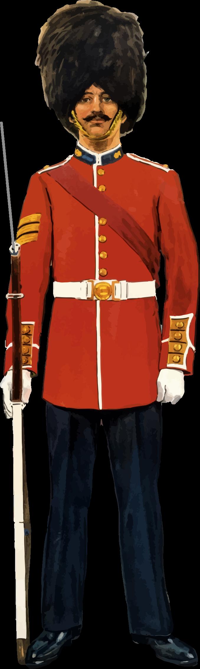 Soldier clipart british soldier British Vintage Soldier British Vintage