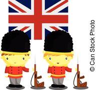 Soldier clipart british soldier With of British soldier British