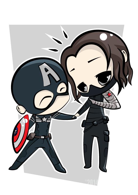 Soldier clipart captain Captain kareki America DeviantArt by