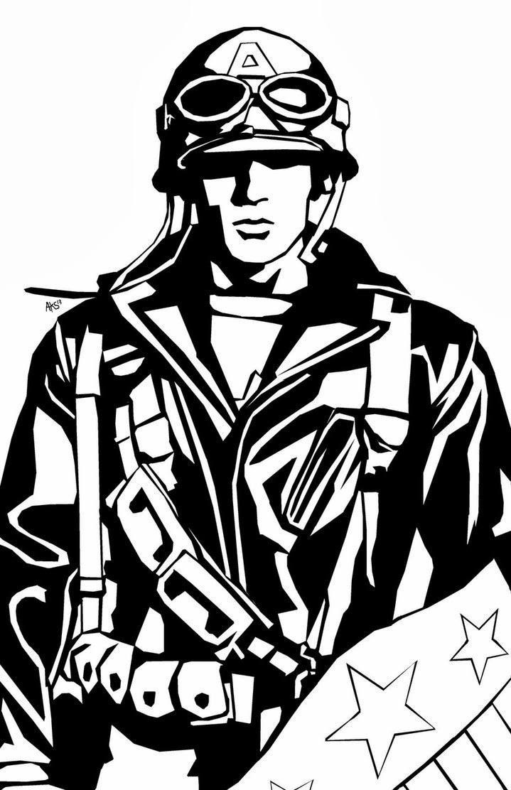 Soldier clipart captain Fashion Shaffer and by Winter