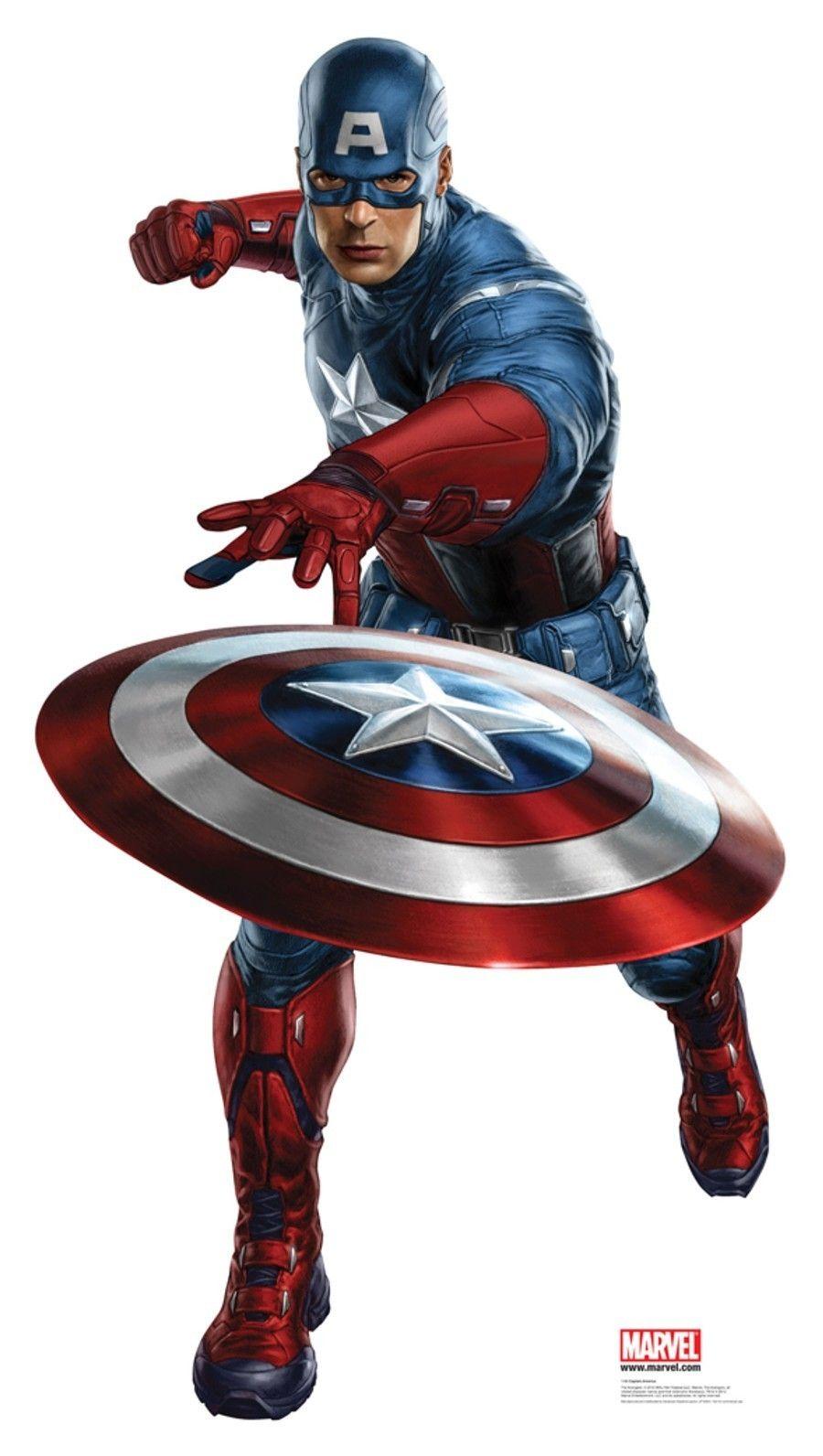 Soldier clipart captain Captain ( #America Captain Evans
