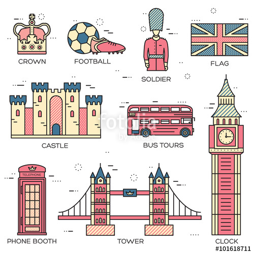 Culture clipart earth London travel  london map
