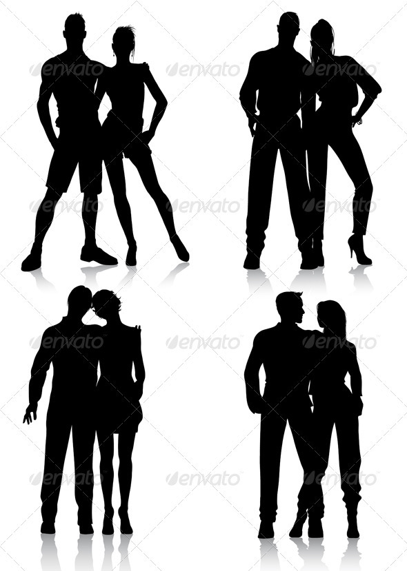 Soldier clipart couple Silhouettes about Fashion more Discover