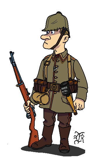 Soldiers clipart world war 1 soldier Clip  Free Clip Art