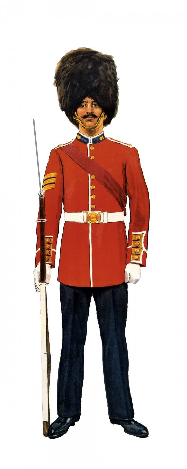 Soldier clipart english soldier Guard Free Soldier Clipart Clipart