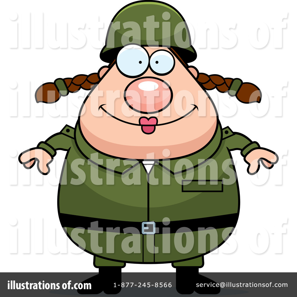 Soldiers clipart illustration Sample by Clipart Thoman Thoman