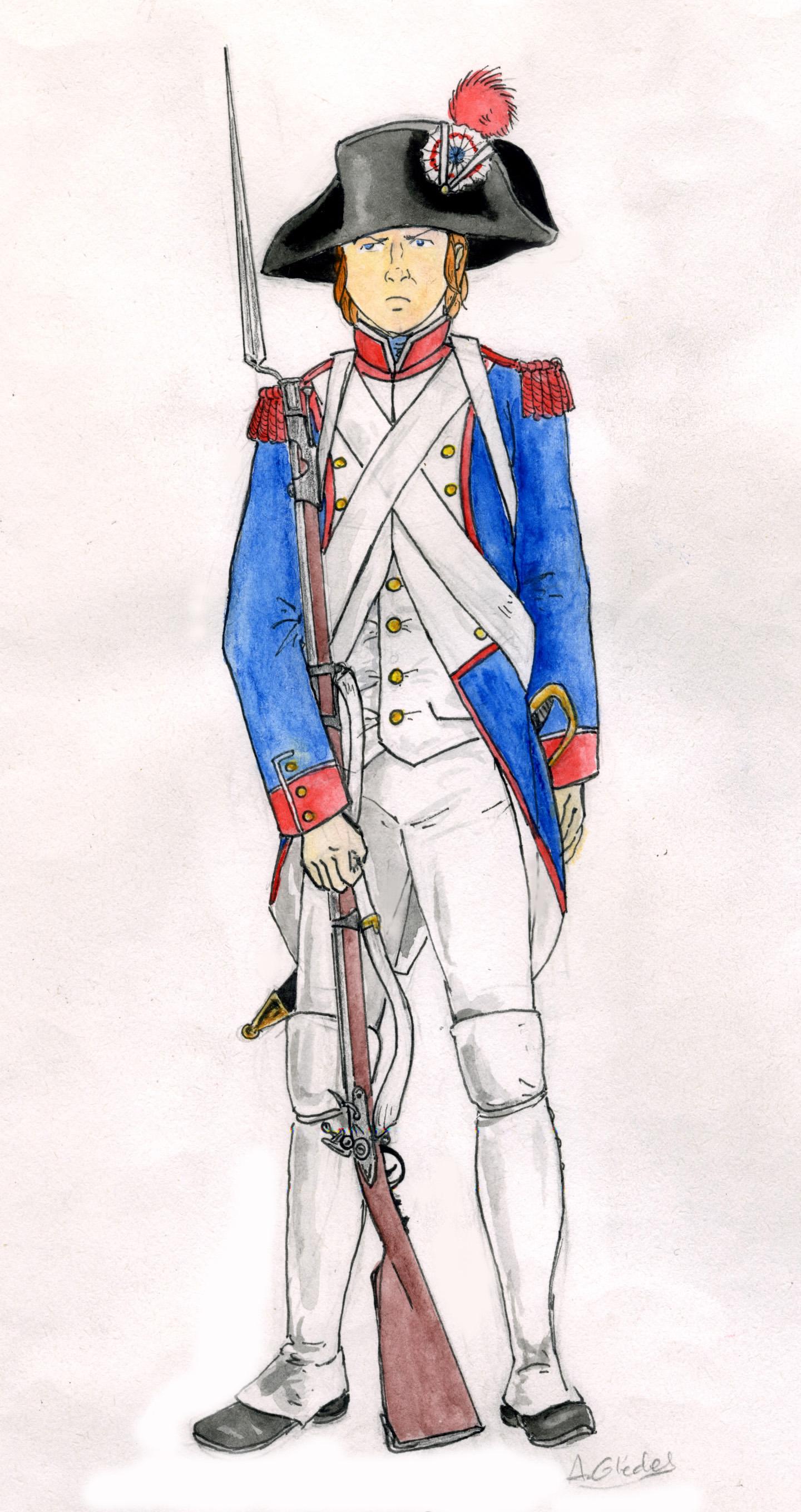 Soldier clipart french revolution Soldier Werewolf Keywords Soldier Zone