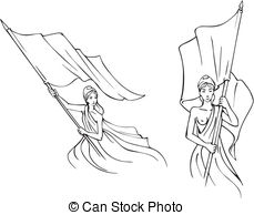 Soldier clipart french revolution Illustrations Set 238 Art Clip