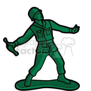 Soldier clipart graphic Toy  gernader illustration gernader
