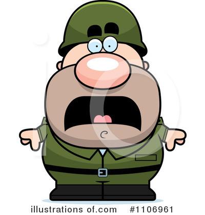 Soldier clipart illustration Cory Cory Thoman #1106961 (RF)