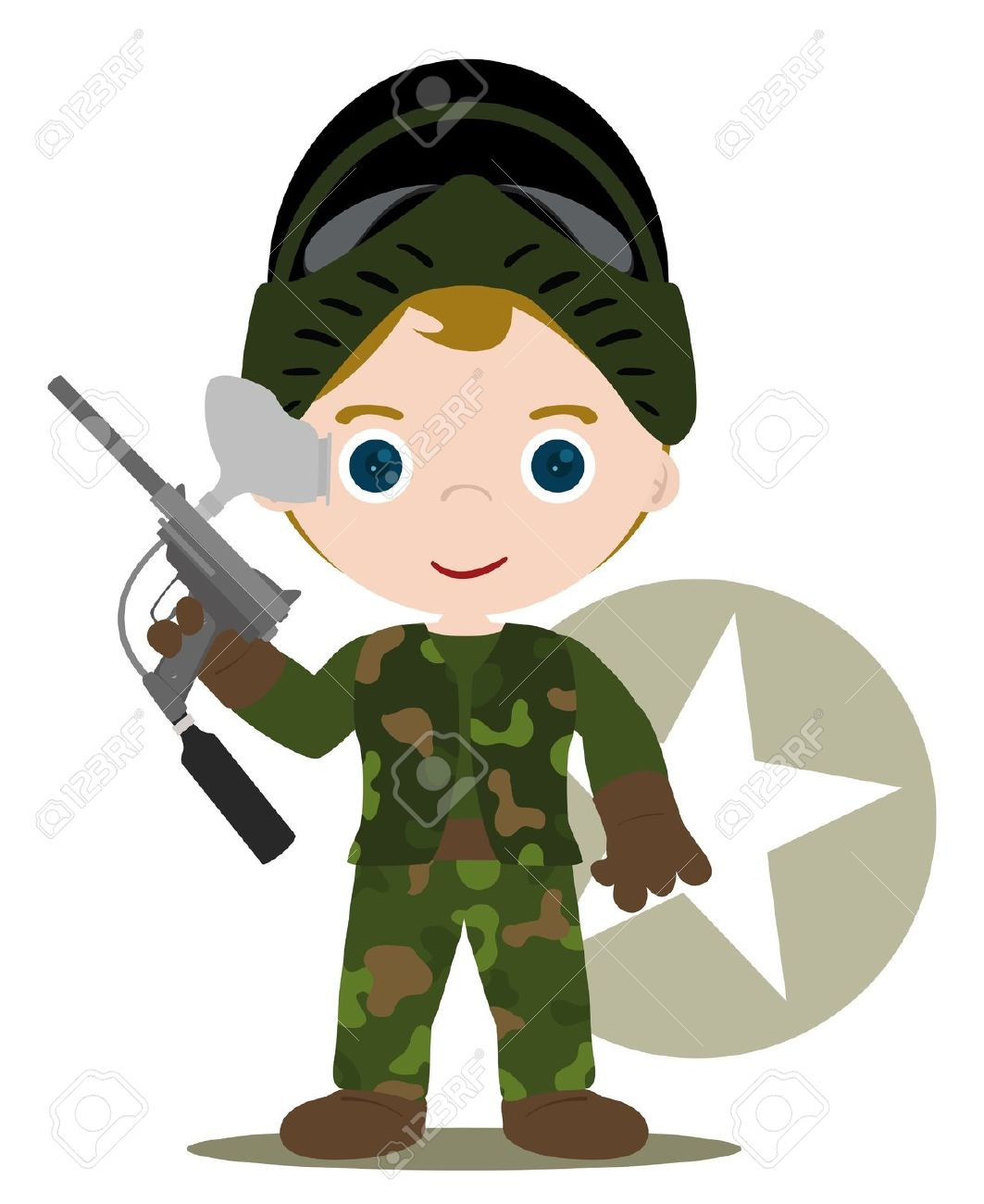 Soldiers clipart kid Clipart Kid soldier soldier clipart