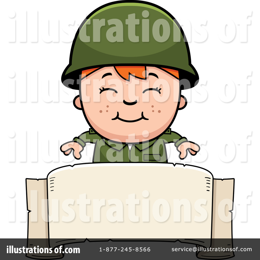 Soldier clipart kid Soldier Free Illustrations Soldier (RF)
