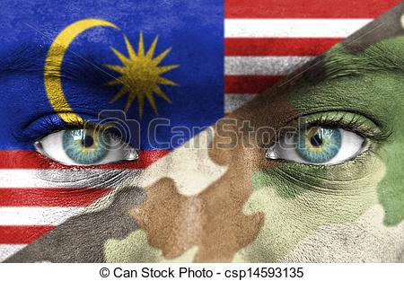 Soldier clipart malaysia Malaysia Soldier from from