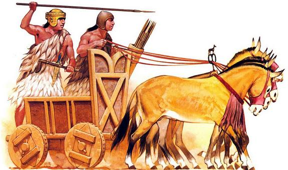 Warrior clipart mesopotamia In the king horse with