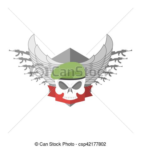 Soldiers clipart military emblem Wings Military emblem Soldiers badge