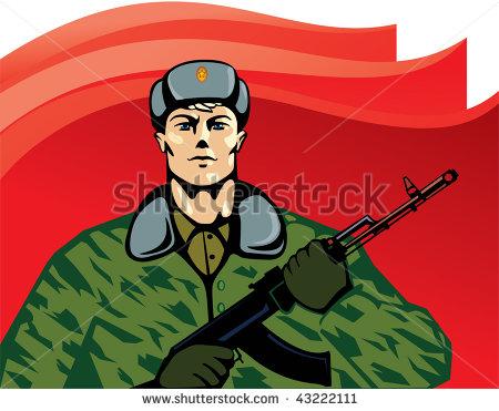 Fist clipart soviet #1