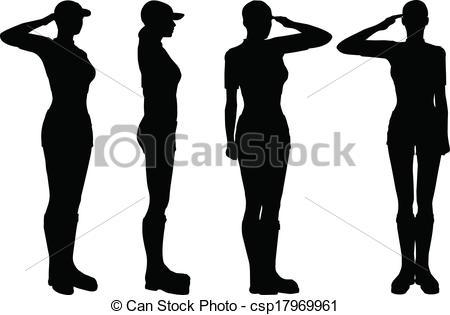Soldiers clipart salute logo Policeman Clip Vector policeman captain