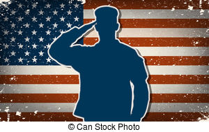 Soldiers clipart salute logo Images soldier 9 soldier illustrations