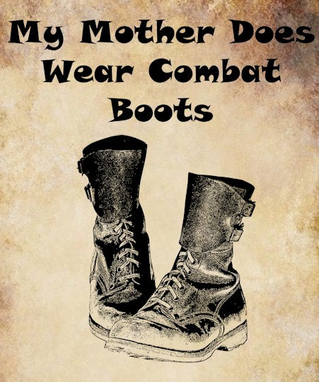 Soldiers clipart boot #10