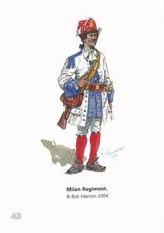 Soldier clipart spain Succession (Spain) Succession the Regiment