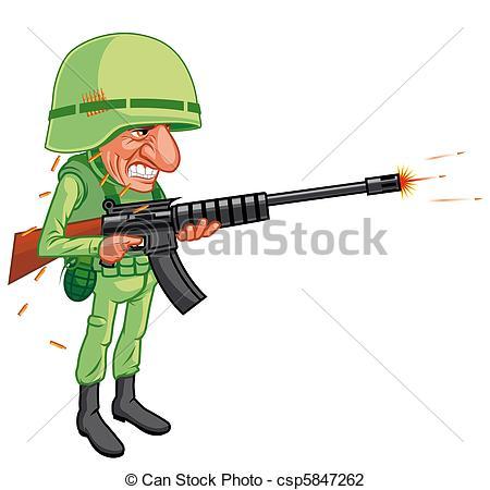 Soldier clipart spain Art csp5847262  Clip soldier