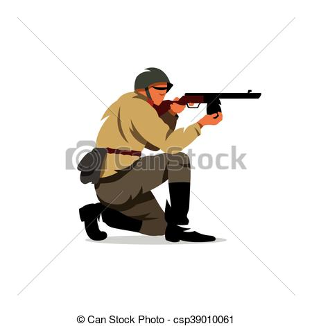 Soldier clipart spain Cartoon Cartoon of army soldier