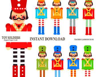 Soldiers clipart tin soldier Toy Clipart Clipart Soldier Childrens
