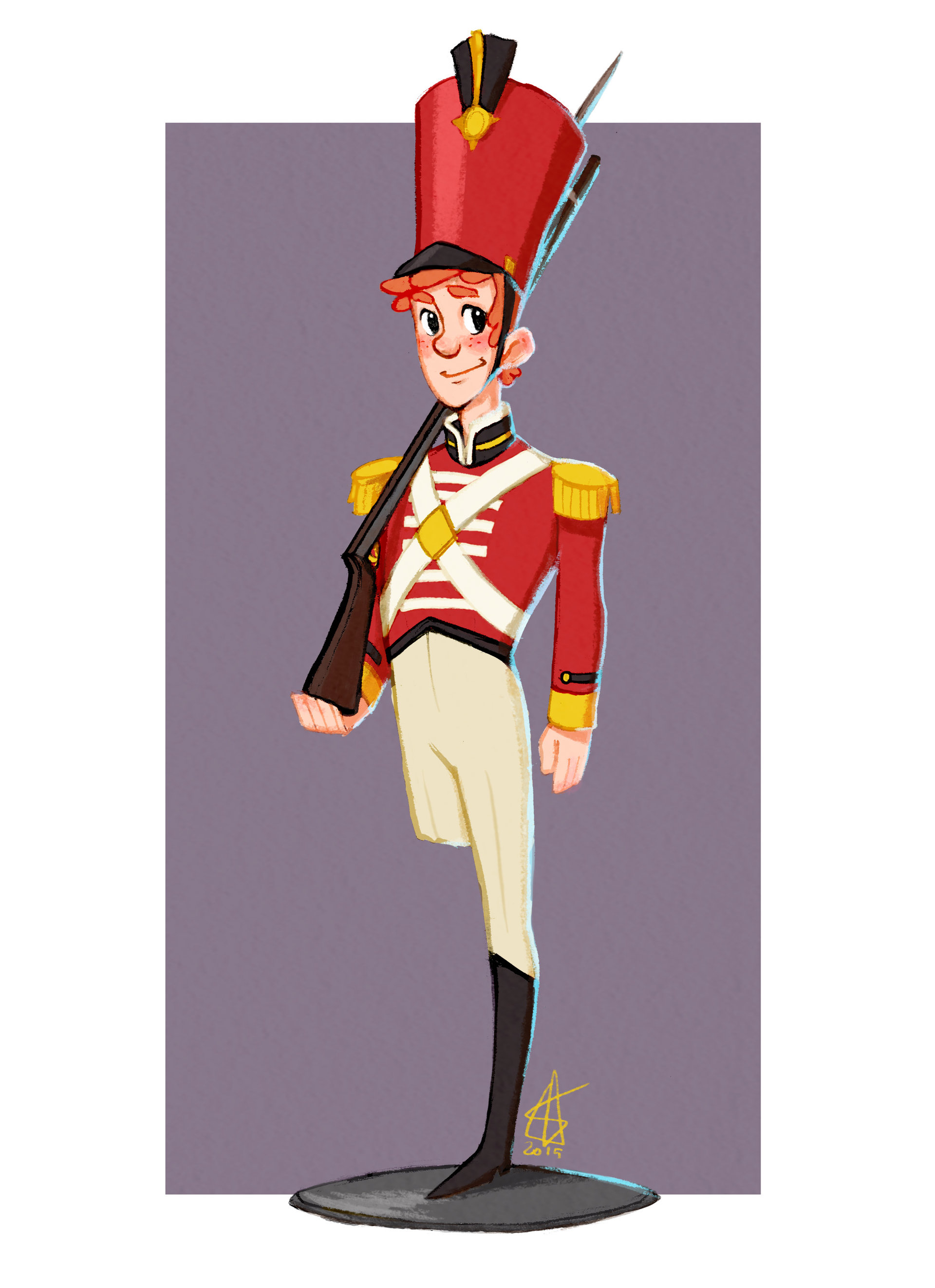 Soldiers clipart tin soldier Ilaria The Hans to Soldier: