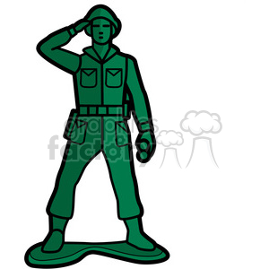 Soldier clipart toy soldier Soldier clip vector illustration toy