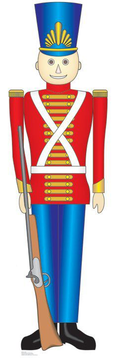 Soldier clipart toy soldier Mounted садик Soldier photo