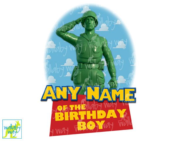 Soldiers clipart toy story Of Toy Art Family Pinterest