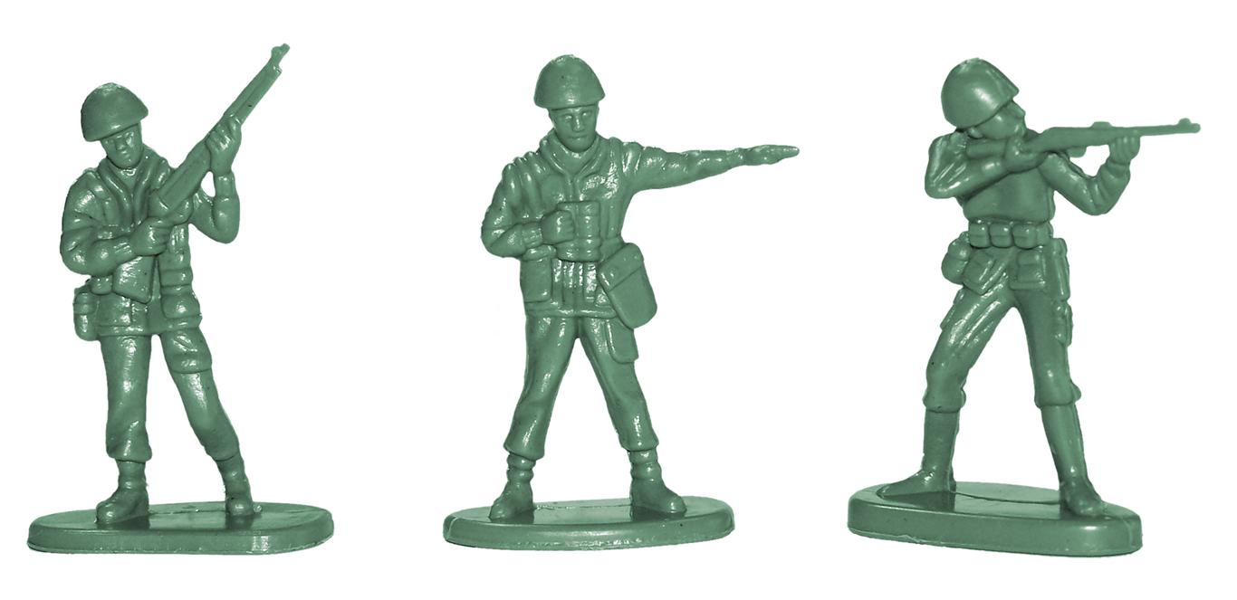 Soldiers clipart toy story Toy Army Patrol Modular 7595