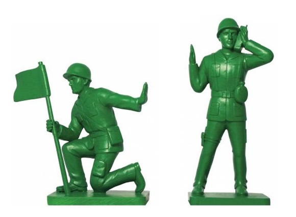 Soldiers clipart toy story Clipart Verdes Men Green A